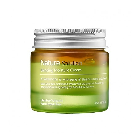 The Plant Base - Nature Solution Blending Moisture Cream